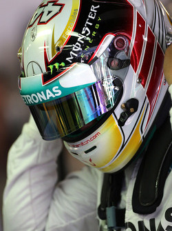 Lewis Hamilton, Mercedes AMG F1 Team  11