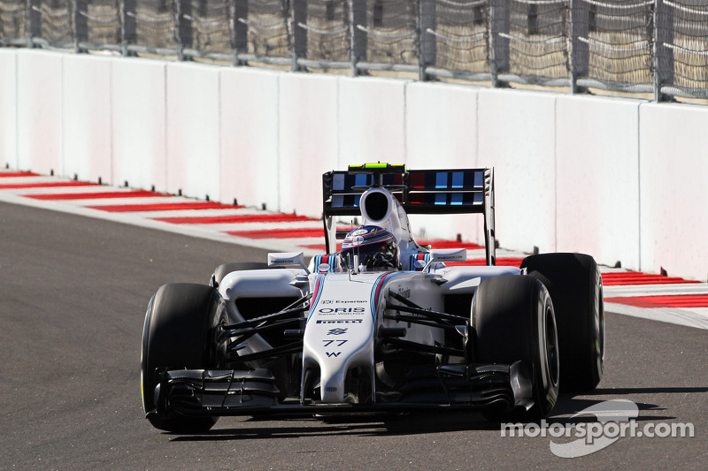 2014: Williams-Mercedes FW36