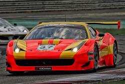 #37 BBT Ferrari 458 İtalya GT3: Anthony Liu, Davide Rizzo