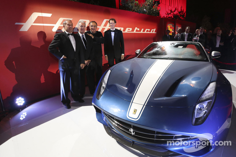 Ferrari celebrates 60 years in the USA
