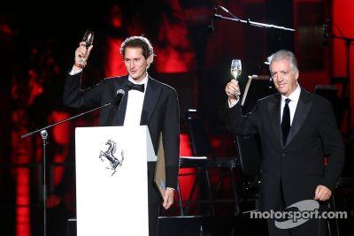 Ferrari celebrates 60 years in USA