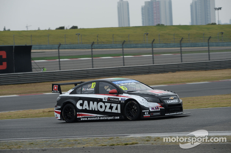 Gianni Morbidelli, Chevrolet RML Cruze TC1, ALL-INKL_COM Münnich Motorsport