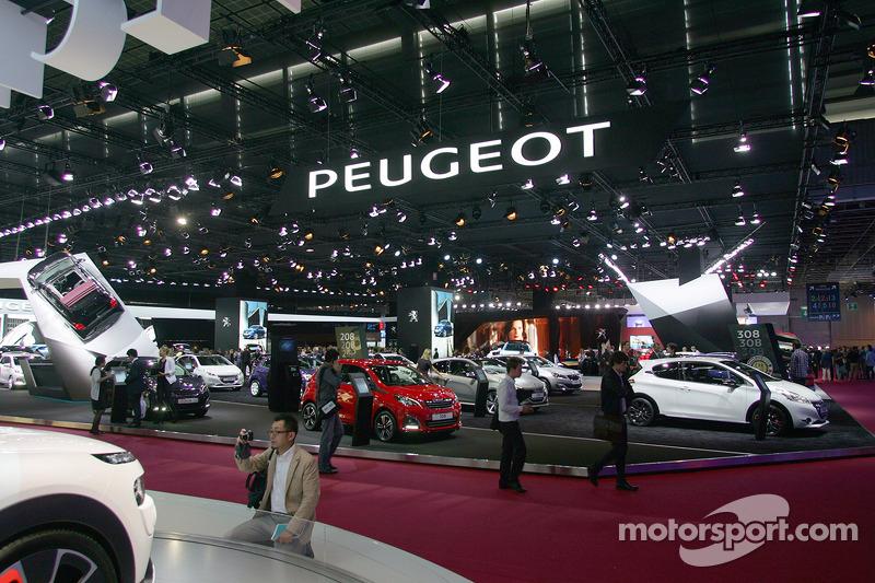 Peugeot Sergisi