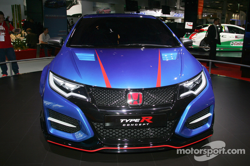Honda Civic Type R concept car