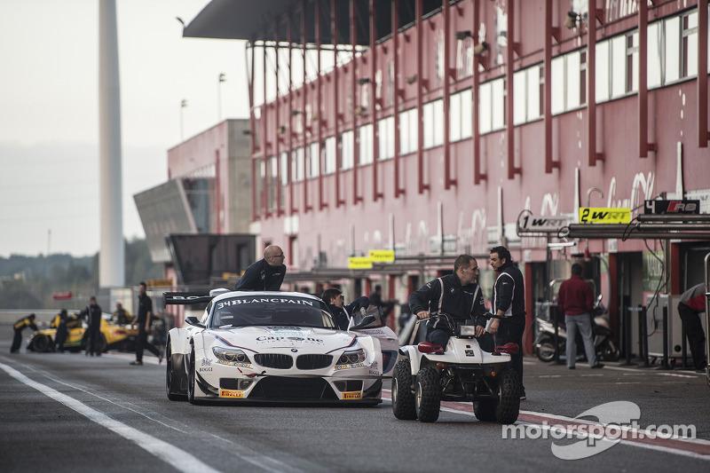 #34 ROAL Motorsport 宝马 Z4