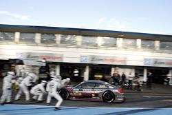 Boxenstopp, Joey Hand, BMW Team RBM, BMW M4 DTM