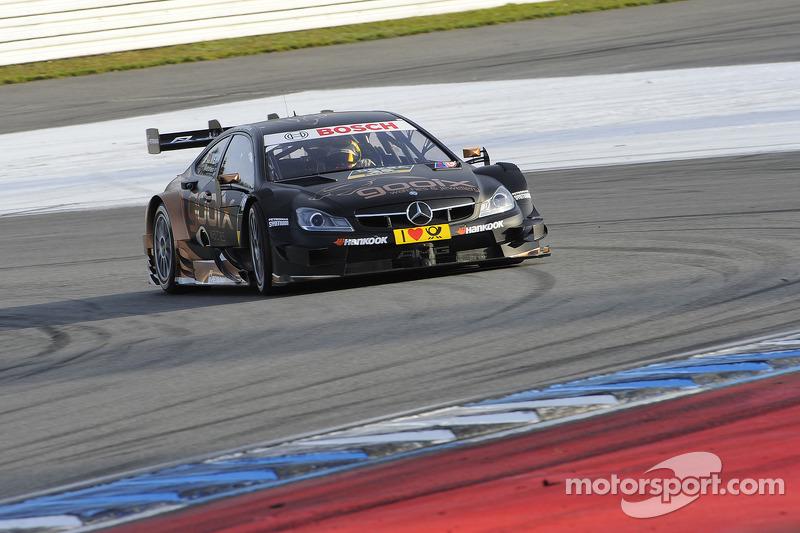 Pascal Wehrlein, gooix Mercedes AMG, DTM Mercedes AMG C-Coupe
