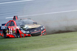 Tony Stewart, Stewart-Haas Chevrolet in trouble