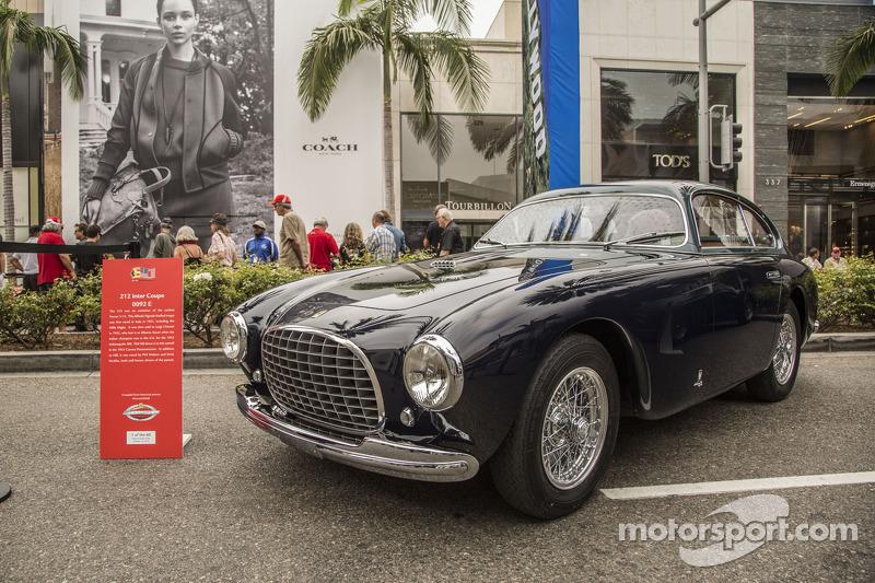 Ferrari 212 Inter Coupe