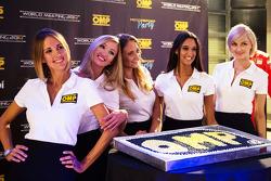 OMP Racing girls