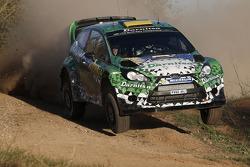Yurii Protasov ve Pavlo Cheperin, Ford Fiesta R5