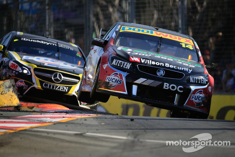 Fabian Coulthard ve Luke Youlden