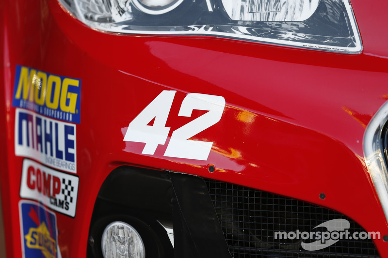 Chip Ganassi Racing detalle