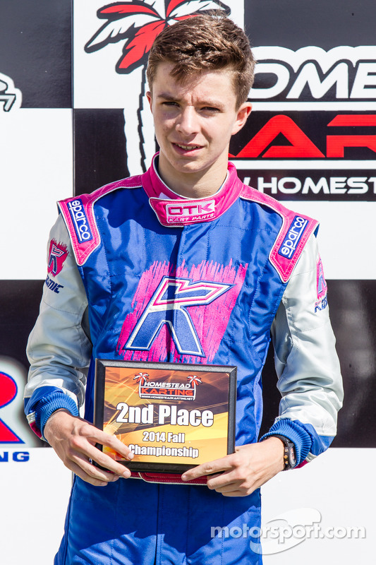 TAG Senior secondo posto Stirling Fairman
