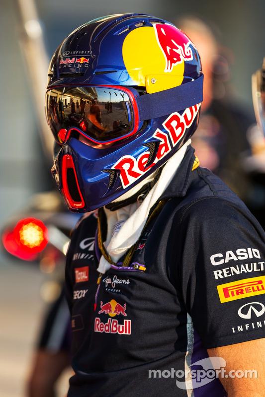 Red Bull Racing mecânico