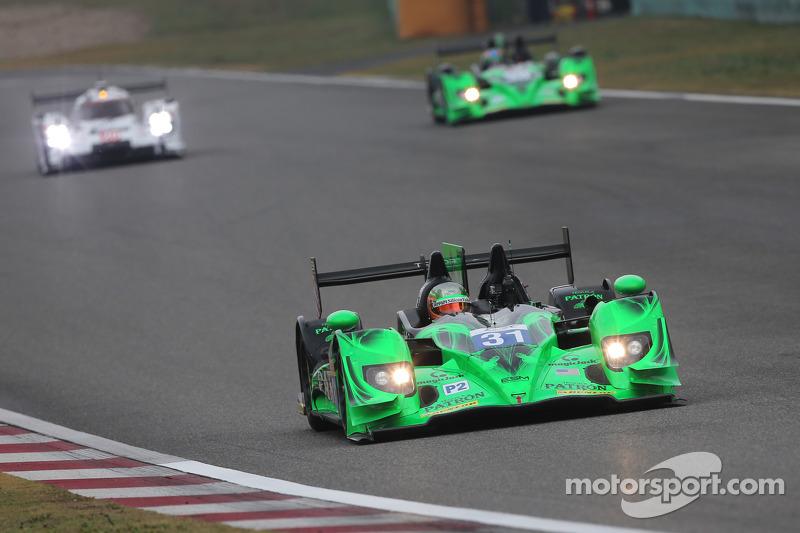#31 Extreme Speed Motorsports HPD ARX 03b - 本田: 埃德·布朗, 约翰内斯·范奥韦尔比克, 大卫·布拉汉姆
