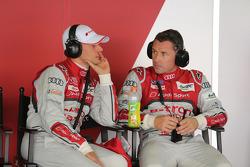 Loic Duval y Tom Kristensen