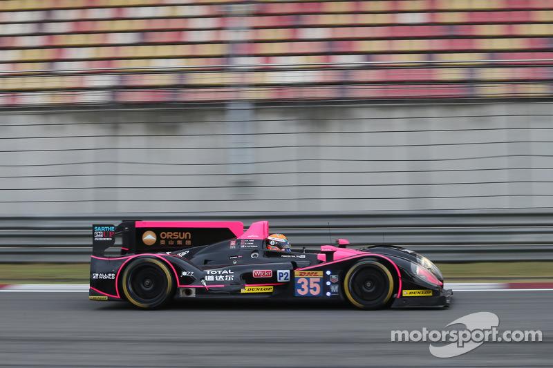 #35 OAK Racing 摩根 Judd: 程飞, 董荷斌, 马克·帕特森