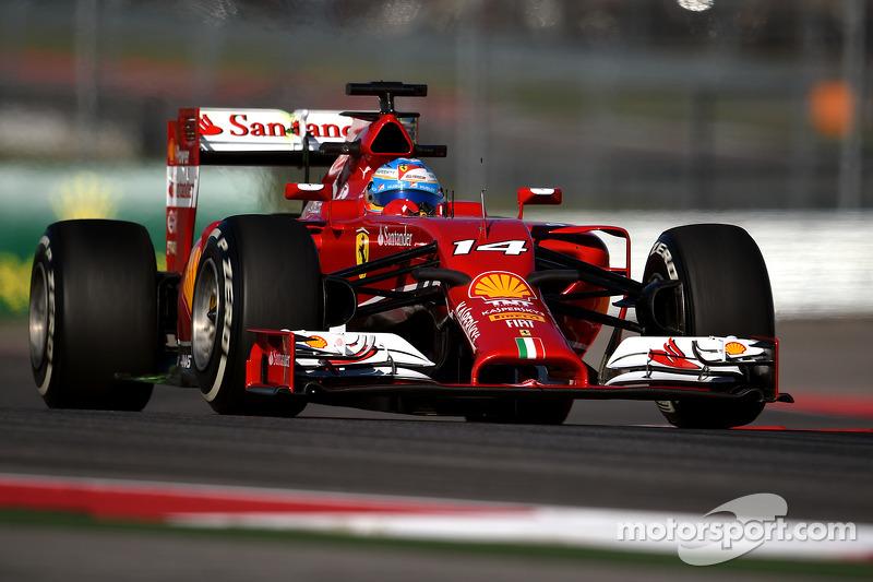 2014 : Ferrari F14 T