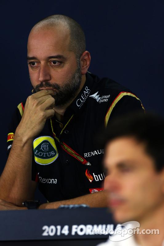 Gerard Lopez, Lotus F1 Team
