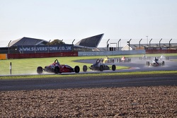 Formula Fords en el spray