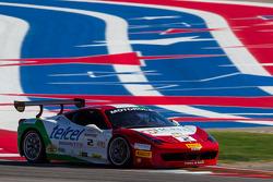 #2 Houston Ferrari 458: Ricardo Perez