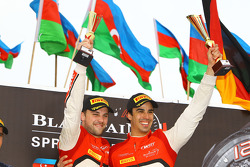 Classificação corrida pódio: vencedores Cesar Ramos, Laurens Vanthoor