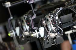 Technisches Detail des Mercedes