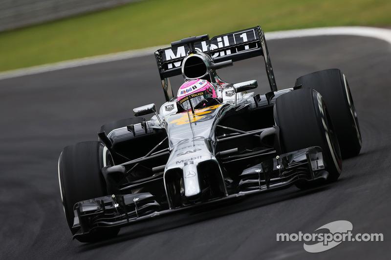 2014: McLaren MP4-29