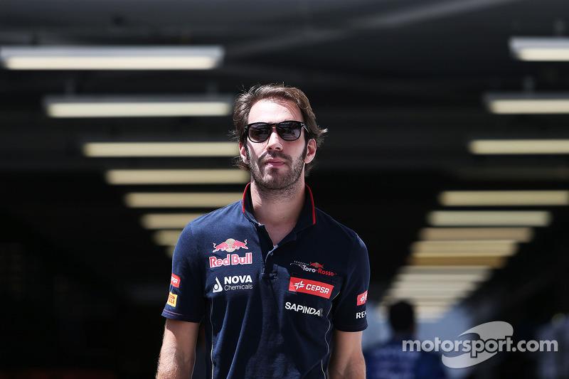 Jean-Eric Vergne, que ya estuvo en Toro Rosso y que ha confirmado conversaciones con un equipo de Fórmula 1, es otro aspirante al equipo 'B' de Red Bull