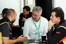 Gérard Lopez et Federico Gastaldi