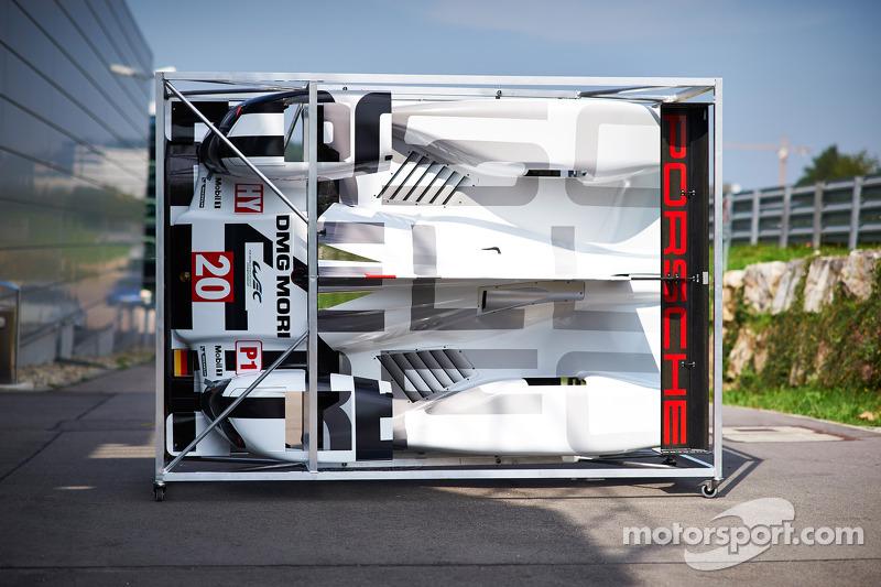 Porsche prepara viaje a Bahrain