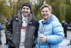 Robert Kubica e Henning Solberg