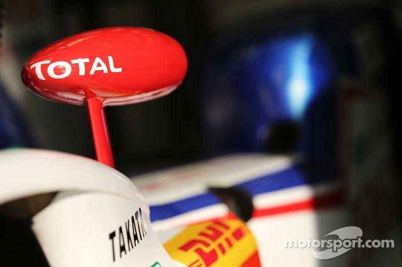 Dettagli Toyota Racing