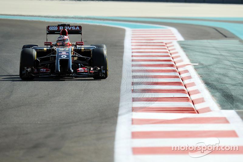Esteban Ocon, Lotus F1 E22 Test Pilotu
