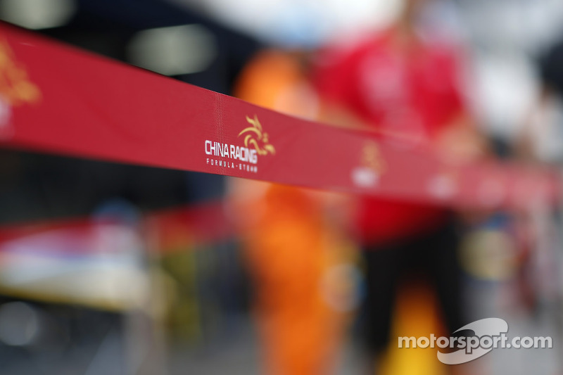 Çin Racing detayı