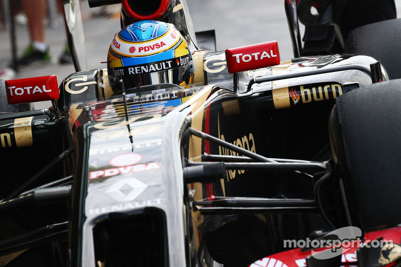 Charles Pic, Lotus F1 E22 Üçüncü Pilotu