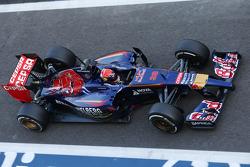 Max Verstappen, Scuderia Toro Rosso STR9