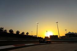 Спайк Годдард. Ноябрские тесты в Абу-Даби, День 2.