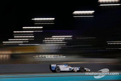 Teste de novembro em Abu Dhabi