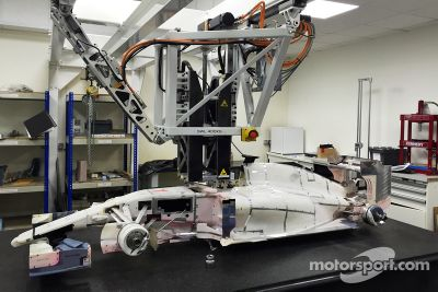 Marussia assets up for auction