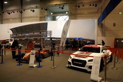 F3 y Audi en exhibición