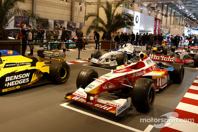 Formula Bir sergisi