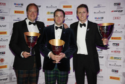 Blancpain Endurance Series Pro-Am Cup : 3e- Andrew Smith, Alisdair McCaig, Oliver Bryant