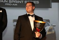 宝珀冲刺系列赛Pro Am杯车手第2名萨沙·哈莱克