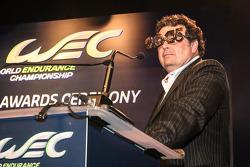 Radio Le Mans' John Hendhaugh