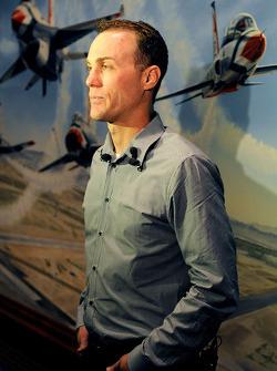 Kevin Harvick, Stewart-Haas Racing, sur la Nellis Air Force Base
