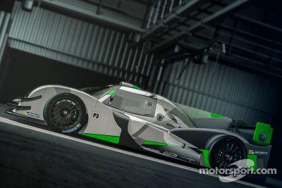 LAS Motorsport LMP3 rendering