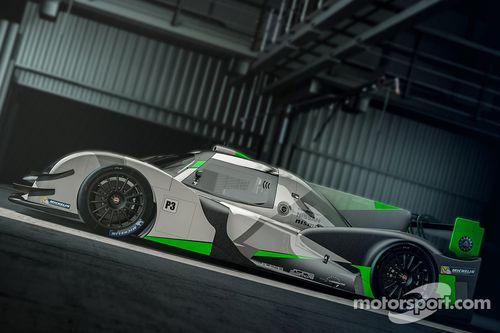 LAS Motorsport LMP3