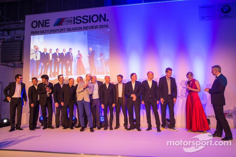 BMW noche de premiación